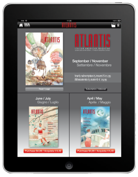 ATLANTIS MAGAZINE è su iPad! - ATLANTIS