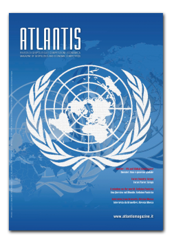 ATLANTIS MAGAZINE - US ANNUAL SUBSCRIPTION (4 ISSUES)