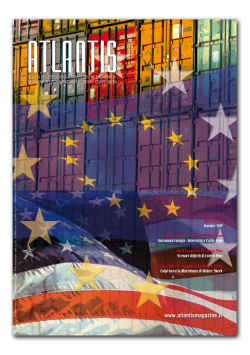 ATLANTIS MAGAZINE - EU ANNUAL SUBSCRIPTION (4 ISSUES)